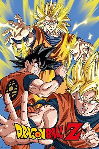Dragon Ball Z Poster Goku
