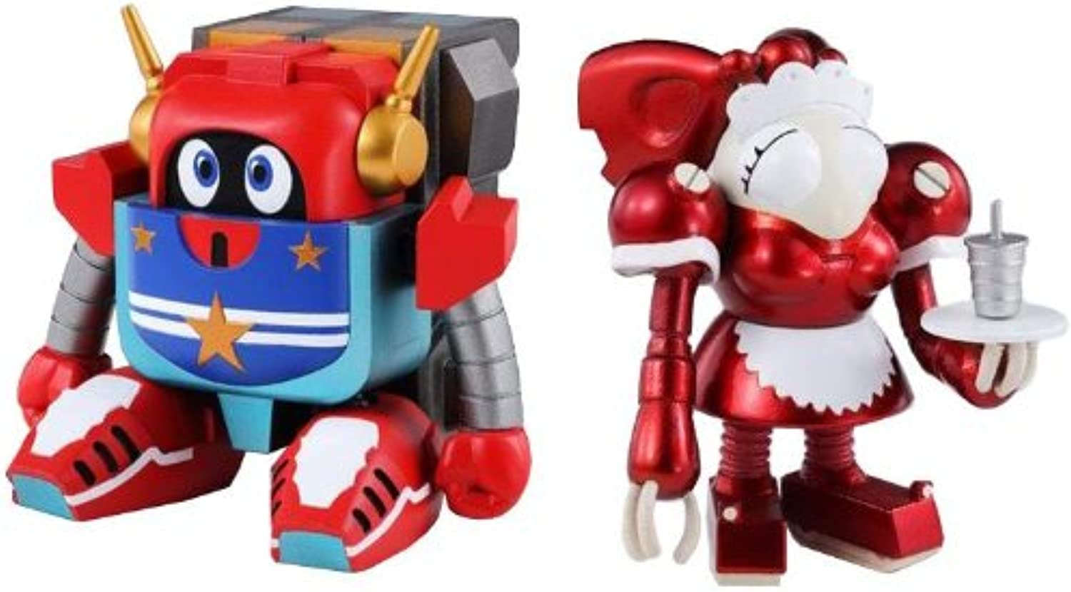 Super Robot Chogokin  The King of Braves GaoGaiGar  Mike & Piggy with Big Order Room