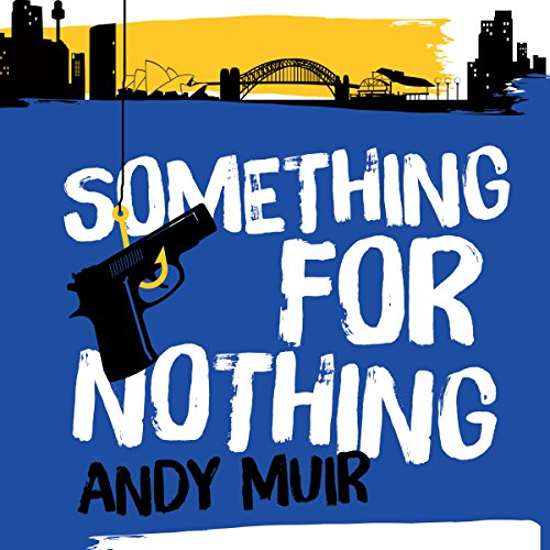 Something for Nothing audiobook cover art