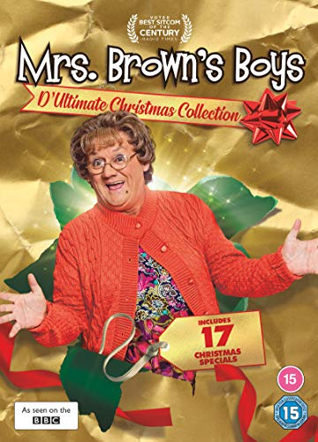 Mrs Brown's Boys: D'Ultimate Christmas Collection [DVD] [2020]