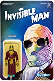 Super 7 Universal Monsters: Invisible Man Reaction Figure, Multicolor