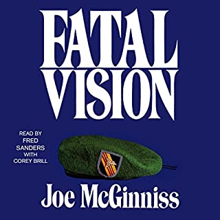 Fatal Vision audiobook cover art