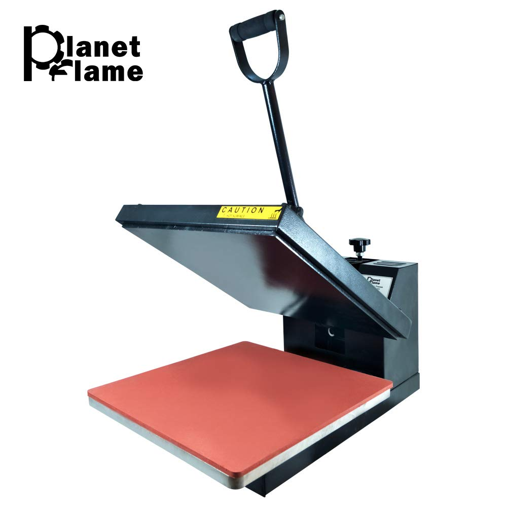 PlanetFlame Industrial Quality Clamshell Professional Sublimation