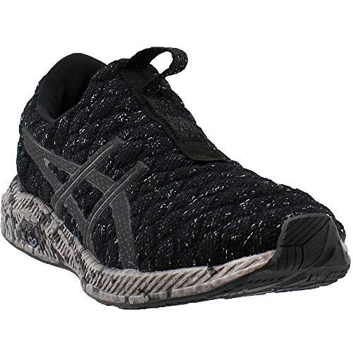 ASICS Mens Hypergel-Kenzen Running Athletic Shoes, Black, 10.5