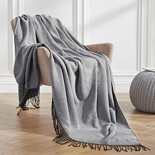 colcha negra sofa de la marca VEEYOO