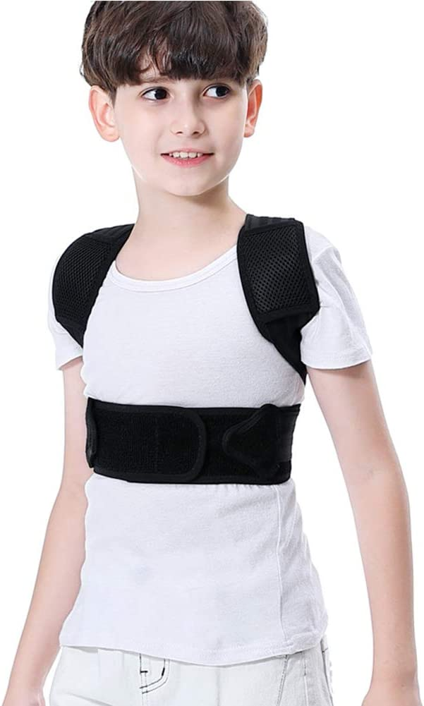 SXFYGYQ Posture Corrector for Kids Spinal Support At the price of surprise Teenagers Bac Credence