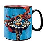 ABYstyle - DC Comics - Taza Cambia Color con Calor - 460 ml - Superman