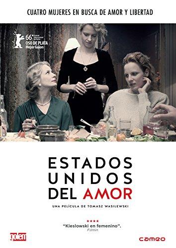Estados unidos del amor [DVD]