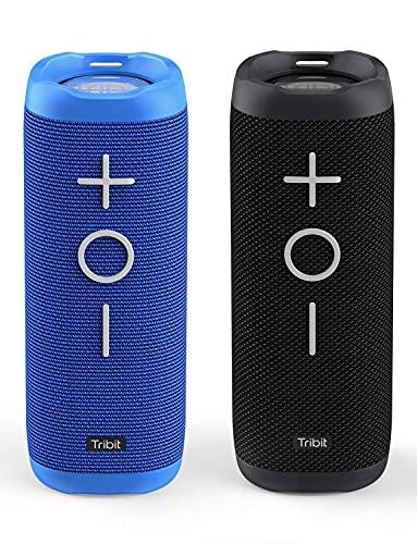 Tribit StormBox Bluetooth Speaker - 24W Portable Speaker, 360°...