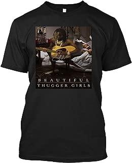 Young Thug - Easy Breezy Beautiful Thugger Girls - EBBTG - 9 Tee| T-Shirt