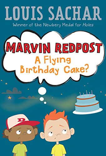 Marvin Redpost #6: A Flying Birthday Cake?の詳細を見る