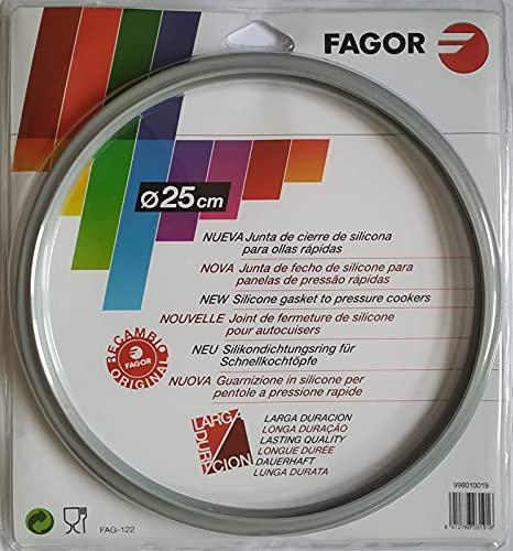 ALGOMAS® Junta de olla rápida FAGOR 25cm de diámetro