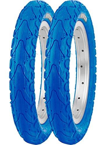 KENDA 2er Set 12\'\' K-935 Drahtreifen blau 12 1/2 x 2 1/4 62-203