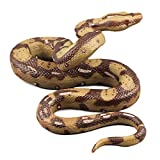Photo de Epaynetwork Simulation Snake Toy, Scary Realistic Snake Model Halloween Tricky Creepy Prank Scary Toy for Garden Props to Scare Birds, Pranks, Halloween Party Favors par