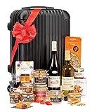Ducs de Gascogne - Coffret gourmand 'Escapade Savoureuse' - comprend 13 produits dont un foie gras entier, un vin rouge et un vin blanc moelleux - spécial cadeau (946654)
