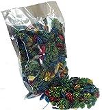 MERCAVIP Thermovip Popurrí perfumado de Flores secas Verde. Formato económico Bolsa de 150gr.