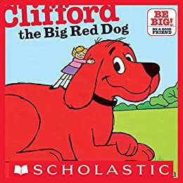 Clifford the Big Red Dog (Classic Storybook) by [Norman Bridwell]
