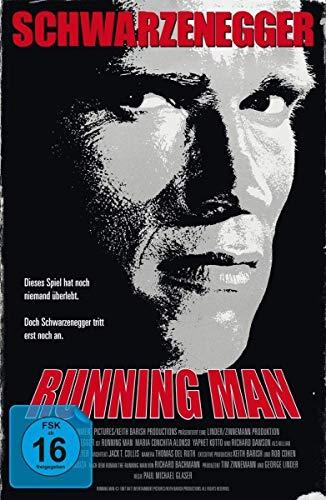 Running Man - Limited Retro-Edition im VHS-Design [Blu-ray] [Alemania]