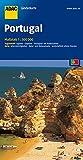 ADAC-Länderkarte: Portugal 1:300.000: Register: Legende, Citypläne, Ortsregister. Karte: Sehenswürdigkeiten, Natur- und Nationalparks, landschaftlich schöne Strecken (ADAC LänderKarten)