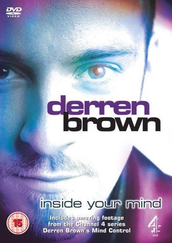 ダレン・ブラウン inside your mind [PAL,再生環境をご確認ください]