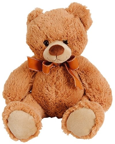 Simba 6305812167–Peluche Ours-Marron Clair