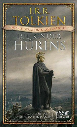 Die Kinder Húrins: Mit Illustrationen von Alan Lee