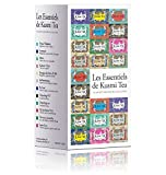 Kusmi Tea - Essentials - Assorted Tea Gift Box of Our Best Premium Quality Teas from Our Most Popular Earl Greys to Soothing Herbal Infusions - 12 Tea Flavors in 24 Eco-Friendly Muslin Tea Bags