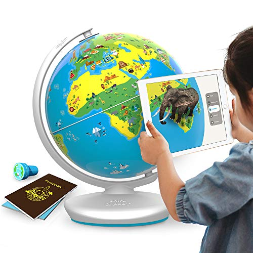 Image of the Shifu Orboot (App Based): Augmented Reality Interactive Globe For Kids, Stem Toy For Boys & Girls Ages 4+ Educational Toy Gift (No Borders, No Names On Globe)