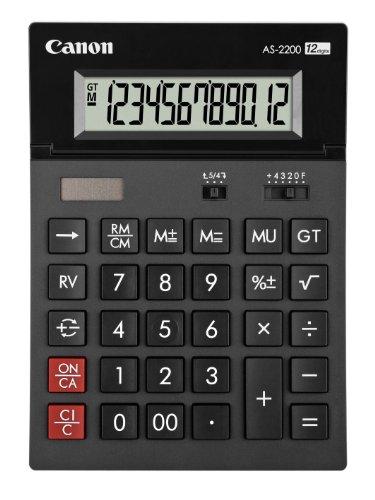 AS-2200 Tischrechner
