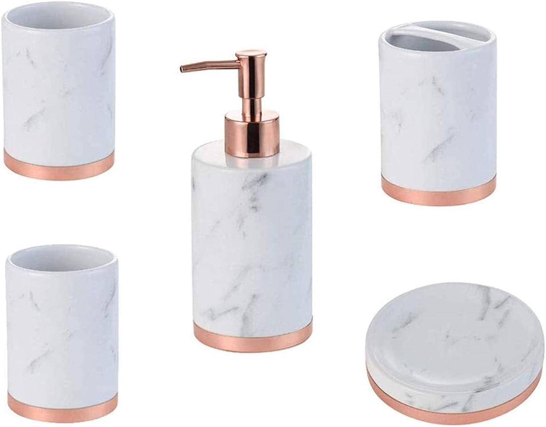 Gorgeous ZHANGYN Soap Dispenser Bathroom Accessories 5 Decor Hotel shipfree Piece