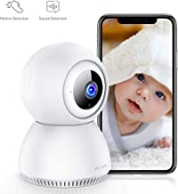 Victure 1080P Home Security Camera Wireless Indoor Surveillance Camera Smart 2.4G WiFi IP..