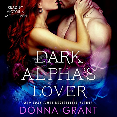 Dark Alpha's Lover audiobook cover art