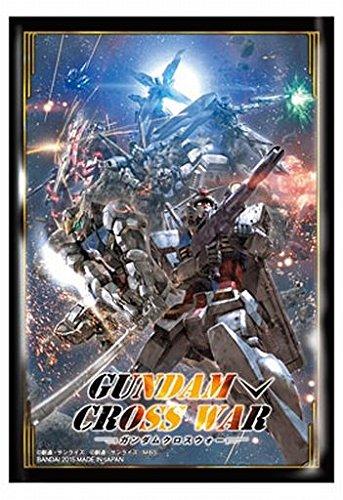 カードダス GUNDAM CROSS WAR オフィシャルスリーブ GCW-S01