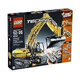 LEGO Technic Motorized Excavator 1127pieza(s) Juego de construcción - Juegos de construcción (Multicolor, 12 año(s), 1127 Pieza(s), 16 año(s))