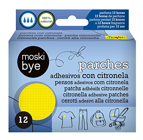 Flower 20550 – Patch Anti Moustiques