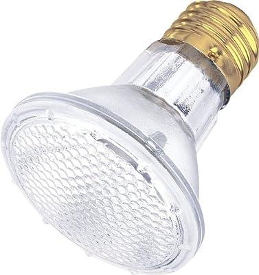 Westinghouse 0541900, 35 Watt 380 Lumen PAR20, 30° Beam 2000 Hour 120 Volt Halogen Light Bulb