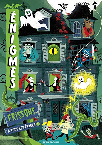 Enigmes à tous les étages 5 / FRISSONS