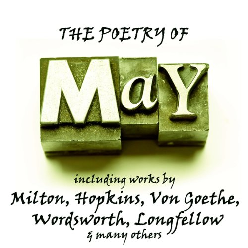 The Poetry of May audiobook cover art
