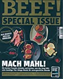 BEEF! SPECIAL ISSUE 2/2020 'MACH MAHL !'
