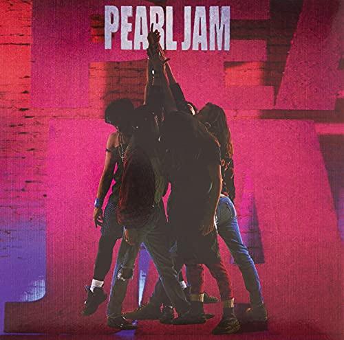 Pearl Jam: Ten [Vinyl LP] (Vinyl)