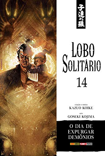 Lobo Solitário Vol. 14
