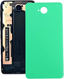 Battery case Jrc Battery Back Cover for Microsoft Lumia 650 (Black) Mobile phone accessories (Color : Green)