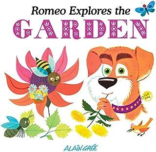 Romeo Explores the Garden (Alain Grée - Let's Explore)