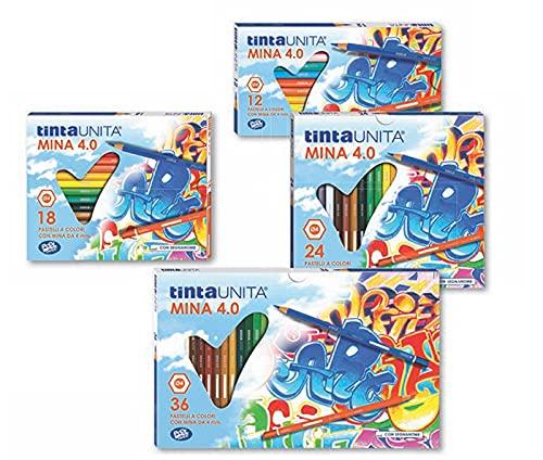 Pool Over - Tintauni 040700.03 Set Pastelli