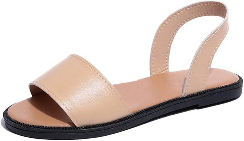 ShowTimes 2019 Summer Beach Flip Flops Sandals Women's Slippers Female Flat Sandals Flip Flops
