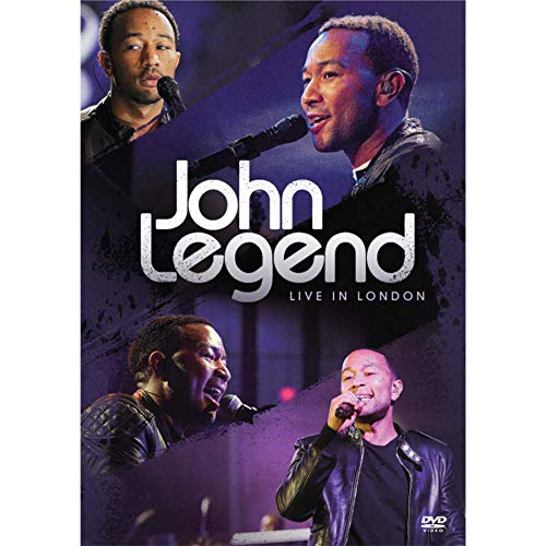 JOHN LEGEND - LIVE IN LONDON (DVD)