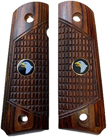 Premium Max 86% OFF Gun Grips Compatible Replacement Bombing new work Size for Colt 1911 Full