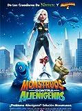 Monstruos contra alienígenas [DVD]