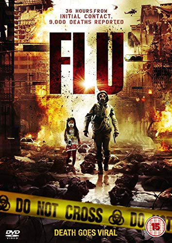 Flu DVD Reino Unido