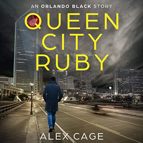 Queen City Ruby: An Orlando Black Story audiobook cover art